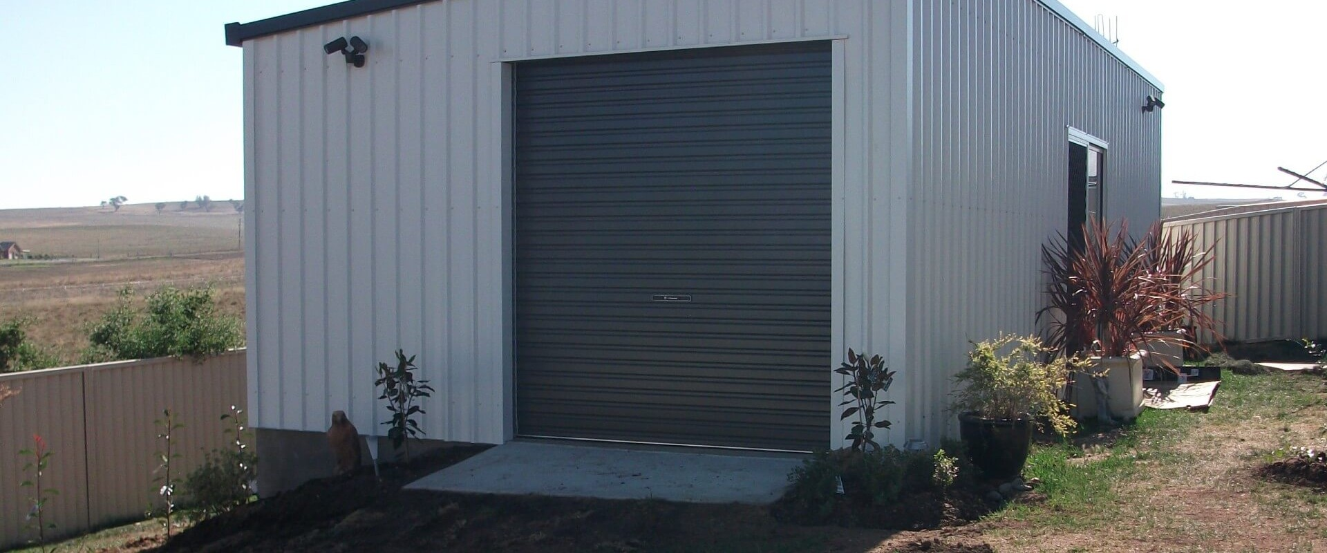 <small>Quality structure</small>RANBUILD SHEDS